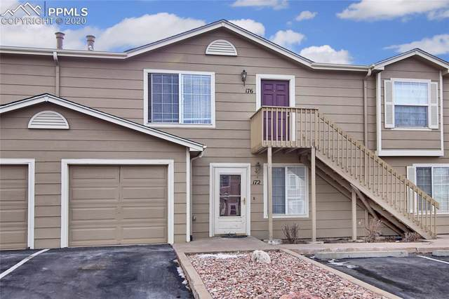 172 Ellers Grove, Colorado Springs, CO 80916 (#8533562) :: The Hunstiger Team