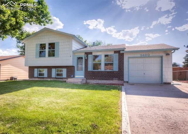 2460 Cather Court, Colorado Springs, CO 80916 (#8534438) :: The Harling Team @ HomeSmart
