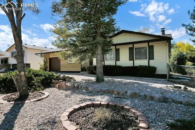 818 Cardinal Street, Colorado Springs, CO 80911 (#8535070) :: Venterra Real Estate LLC