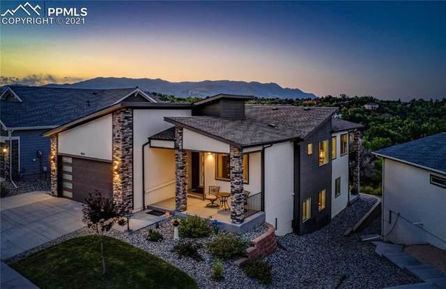 904 Uintah Bluffs Place, Colorado Springs, CO 80904 (#8535076) :: The Treasure Davis Team | eXp Realty