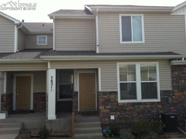 7651 Sandy Springs Point, Fountain, CO 80817 (#8536827) :: Venterra Real Estate LLC