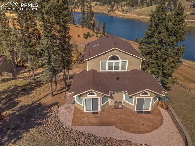 1133 Spring Valley Drive, Divide, CO 80814 (#8538759) :: Finch & Gable Real Estate Co.