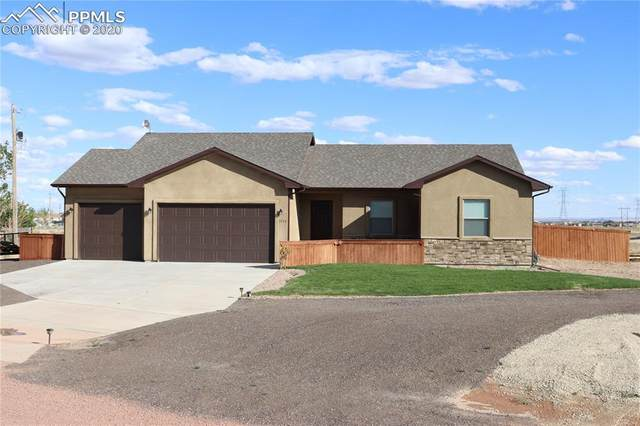 1732 N Keymar Place, Pueblo West, CO 81007 (#8539178) :: The Treasure Davis Team