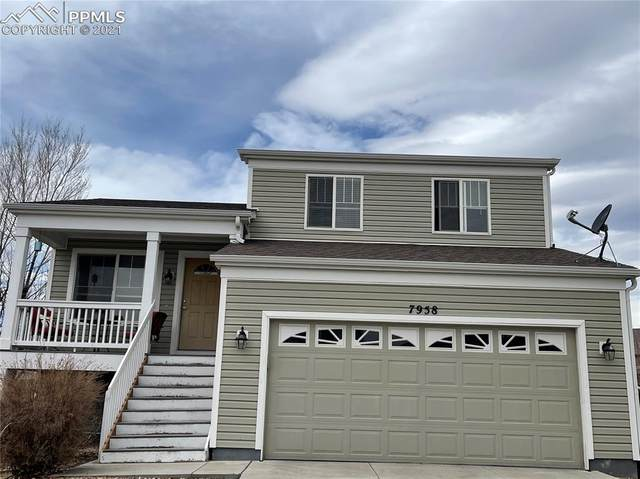 7958 Brocket Lane, Fountain, CO 80817 (#8539497) :: Tommy Daly Home Team