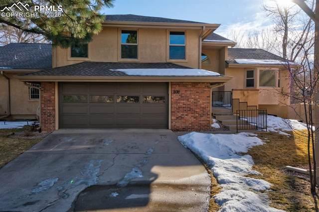 2176 Glenhill Road, Colorado Springs, CO 80906 (#8540527) :: The Treasure Davis Team