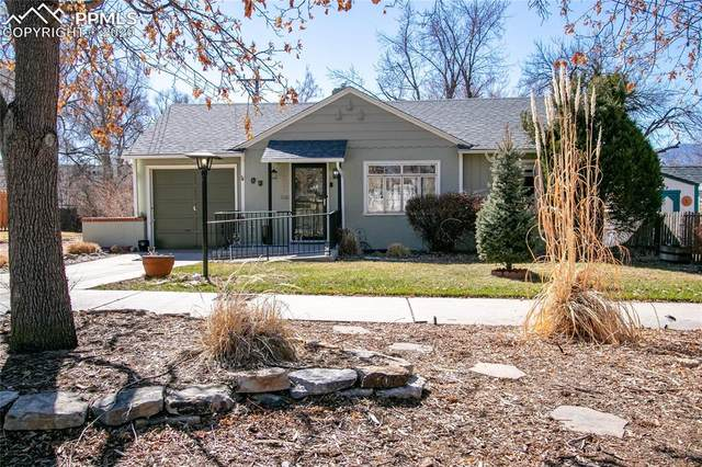 1415 E Monument Street, Colorado Springs, CO 80909 (#8541693) :: The Daniels Team