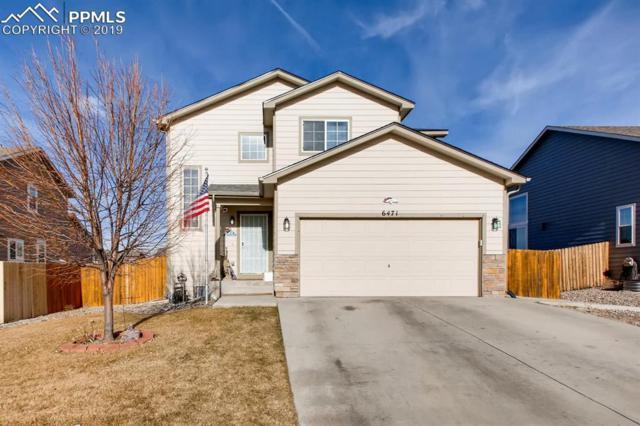 6471 Passing Sky Drive, Colorado Springs, CO 80911 (#8543327) :: 8z Real Estate