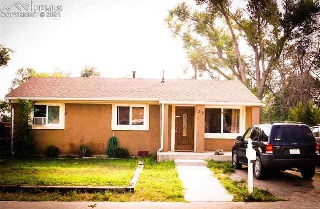 54 Goret Drive, Colorado Springs, CO 80911 (#8544323) :: Action Team Realty