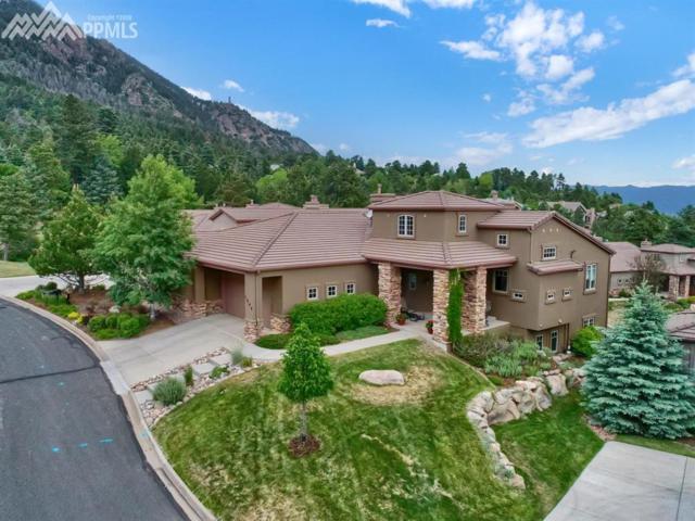 1044 Manor Gate Point, Colorado Springs, CO 80906 (#8545518) :: The Hunstiger Team