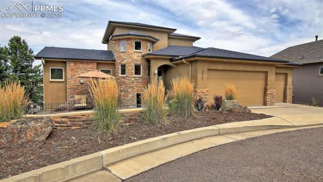 1922 Safe Harbor Court, Colorado Springs, CO 80919 (#8545629) :: Action Team Realty