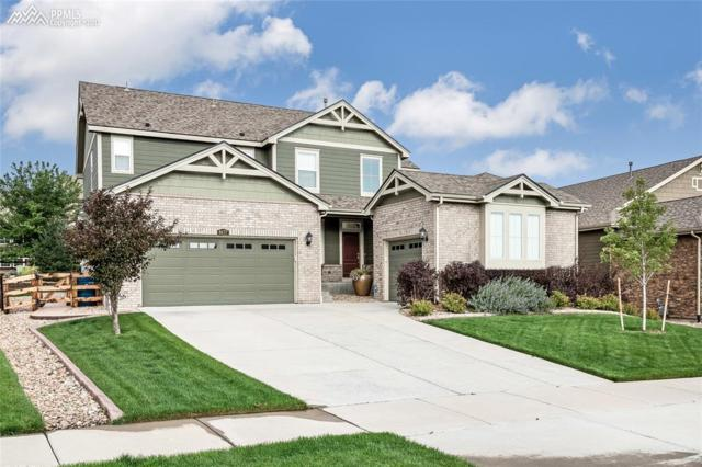 8677 S Buchanan Way, Aurora, CO 80016 (#8545693) :: 8z Real Estate