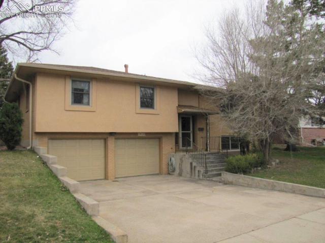2430 N Circle Drive, Colorado Springs, CO 80909 (#8546165) :: The Dixon Group
