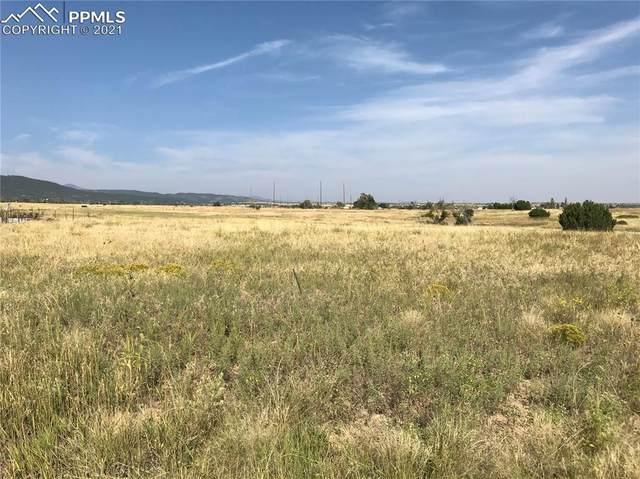 Lot 505 Goodnight Drive, Colorado City, CO 81019 (#8547294) :: Venterra Real Estate LLC