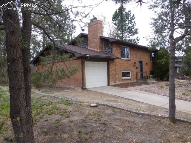 1115 Bowser Drive, Colorado Springs, CO 80909 (#8547688) :: The Hunstiger Team