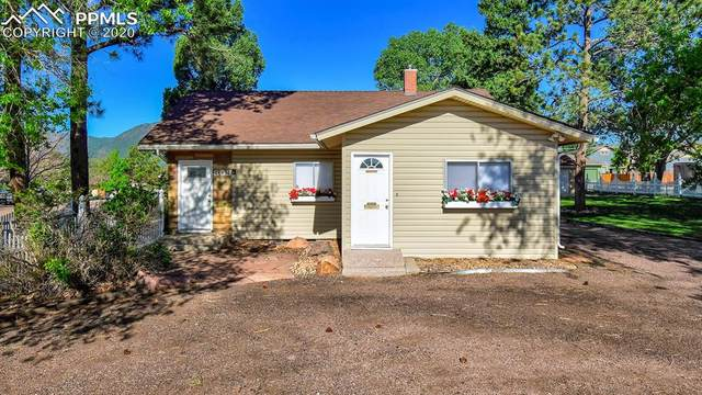 309 Woodworth Street, Monument, CO 80132 (#8548328) :: Fisk Team, RE/MAX Properties, Inc.