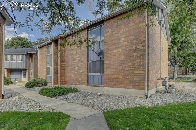1625 N Murray Boulevard #257, Colorado Springs, CO 80915 (#8549564) :: Relevate | Denver