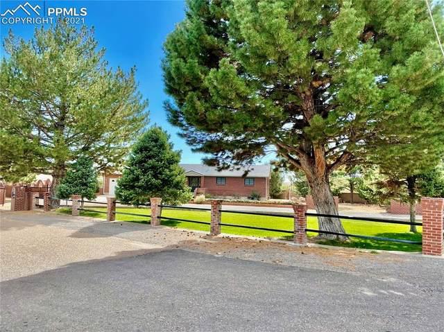 1420 30th Lane, Pueblo, CO 81006 (#8550686) :: The Treasure Davis Team | eXp Realty