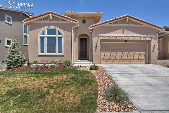 4128 Notch Trail, Colorado Springs, CO 80924 (#8554124) :: Finch & Gable Real Estate Co.
