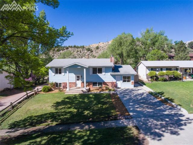 3236 W Fontanero Street, Colorado Springs, CO 80904 (#8554227) :: The Peak Properties Group