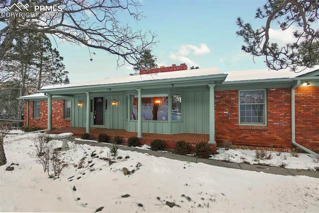 20 Thayer Road, Colorado Springs, CO 80906 (#8554523) :: Finch & Gable Real Estate Co.