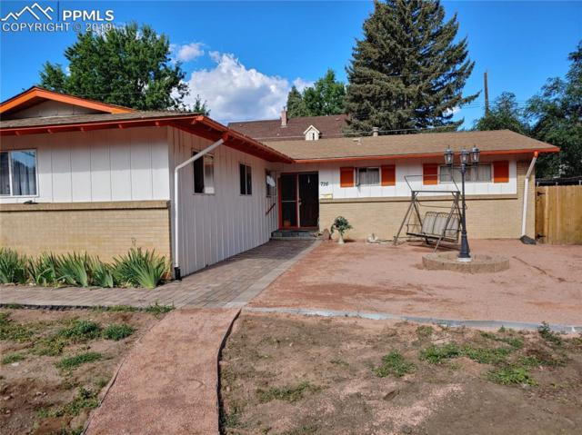 726 S Circle Drive, Colorado Springs, CO 80910 (#8556536) :: Action Team Realty