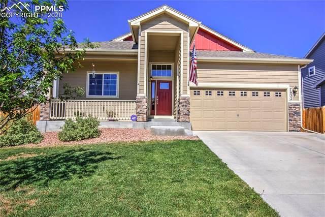 7632 Bonterra Lane, Colorado Springs, CO 80925 (#8557098) :: Tommy Daly Home Team