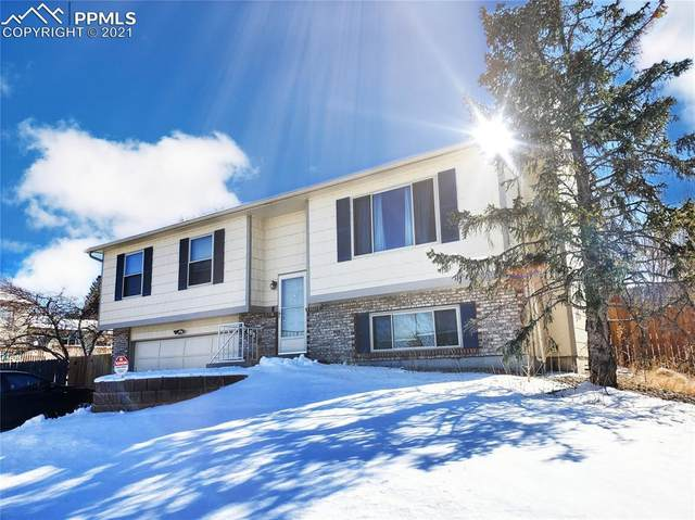 3183 Maverick Drive, Colorado Springs, CO 80918 (#8557490) :: The Gold Medal Team with RE/MAX Properties, Inc
