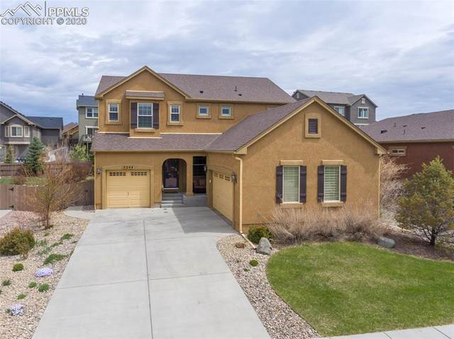 5244 Imogene Pass Place, Colorado Springs, CO 80924 (#8557625) :: The Daniels Team