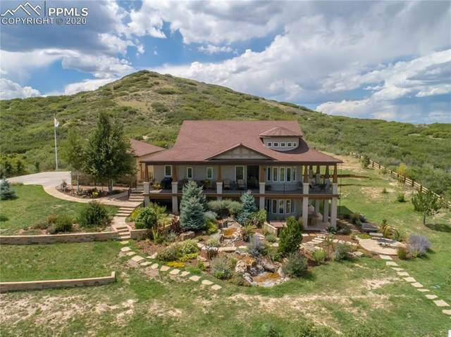 2325 Oxbow Court, Castle Rock, CO 80104 (#8560916) :: Tommy Daly Home Team