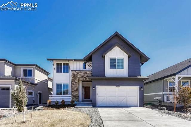11524 Spectacular Bid Circle, Colorado Springs, CO 80921 (#8561903) :: Venterra Real Estate LLC