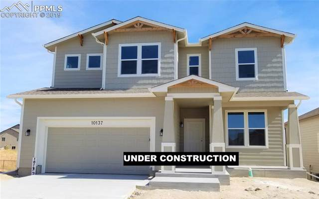 10137 Golf Crest Drive, Peyton, CO 80831 (#8562318) :: The Treasure Davis Team