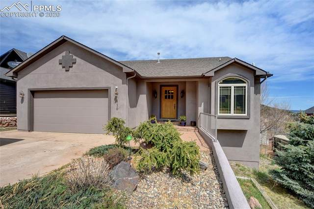 410 Viola Street, Palmer Lake, CO 80133 (#8567139) :: Colorado Home Finder Realty