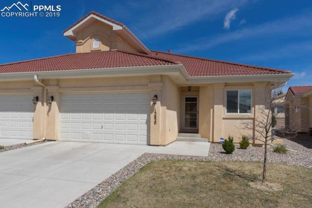 13820 Paradise Villas Grove, Colorado Springs, CO 80921 (#8567231) :: The Hunstiger Team