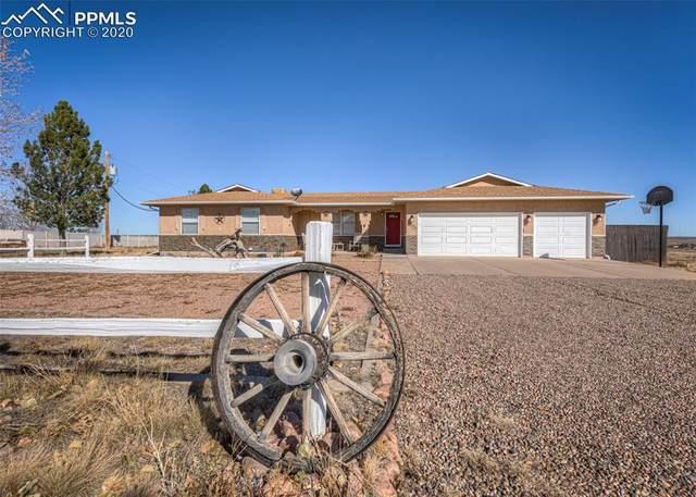 1223 E Jaroso Drive, Pueblo, CO 81007 (#8567447) :: Action Team Realty