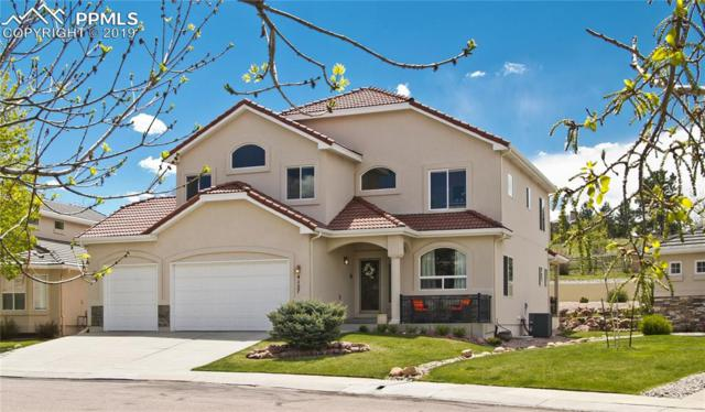 4127 San Felice Point, Colorado Springs, CO 80906 (#8568584) :: The Hunstiger Team