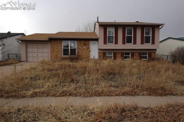 2860 Blake Drive, Colorado Springs, CO 80916 (#8568797) :: 8z Real Estate