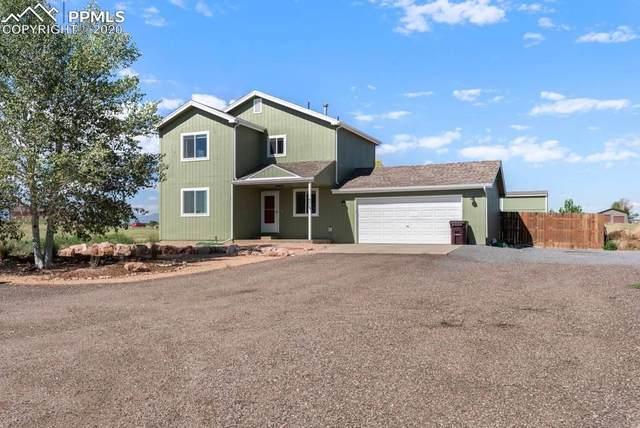 491 S Woodstock Drive, Pueblo West, CO 81007 (#8569456) :: 8z Real Estate