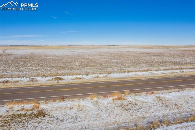 00 Highway 94, Rush, CO 80833 (#8578001) :: Finch & Gable Real Estate Co.