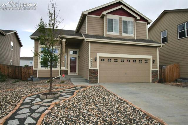 6548 Roundup Butte Street, Colorado Springs, CO 80925 (#8582387) :: The Daniels Team