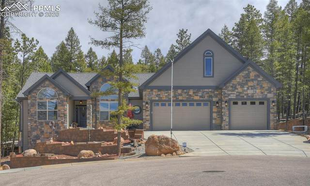 145 Cirrus Court, Woodland Park, CO 80863 (#8585301) :: 8z Real Estate