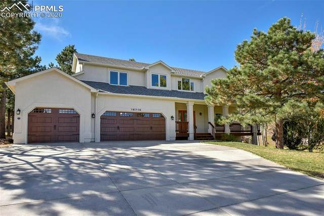 19710 Indian Summer Lane, Monument, CO 80132 (#8585458) :: Tommy Daly Home Team