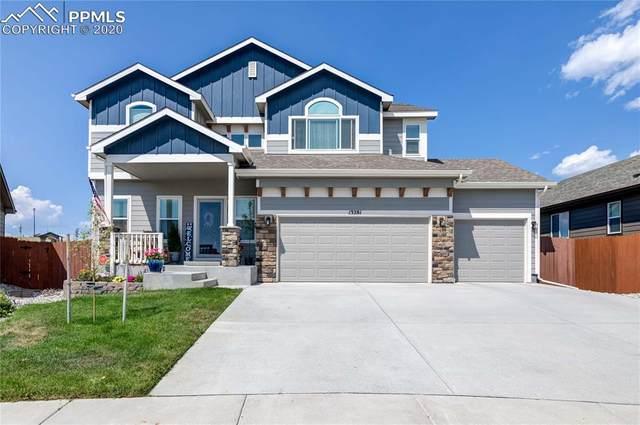 13281 Park Meadows Drive, Peyton, CO 80831 (#8587992) :: The Treasure Davis Team