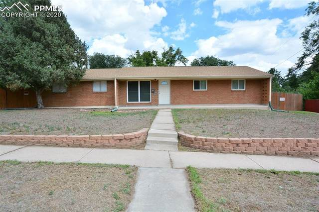 415 Crater Road, Colorado Springs, CO 80910 (#8595644) :: Action Team Realty