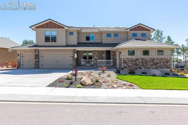16231 Thunder Cat Way, Monument, CO 80132 (#8599568) :: Compass Colorado Realty