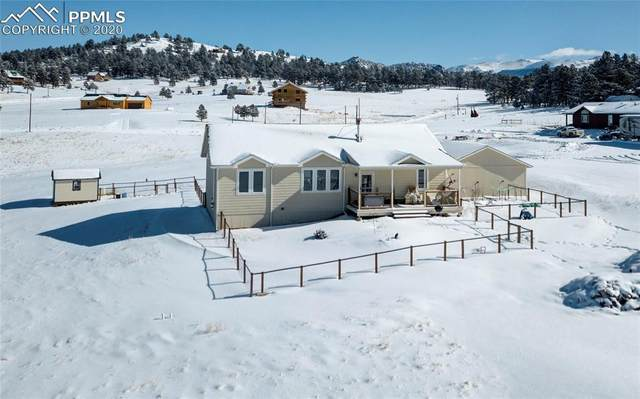 621 High Pasture Road, Florissant, CO 80816 (#8599652) :: Compass Colorado Realty