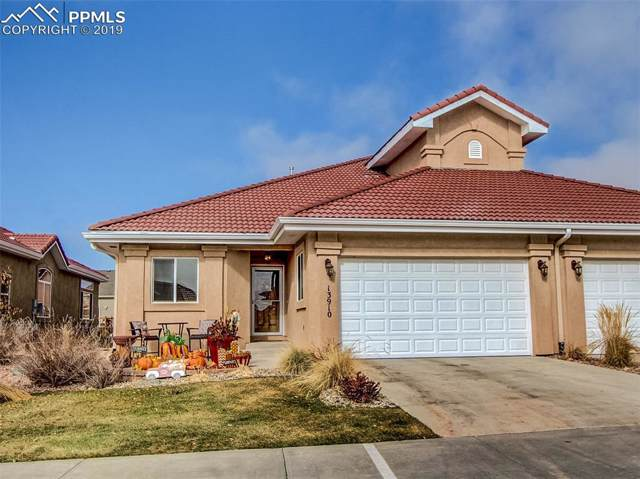 13910 Paradise Villas Grove, Colorado Springs, CO 80921 (#8599681) :: The Kibler Group