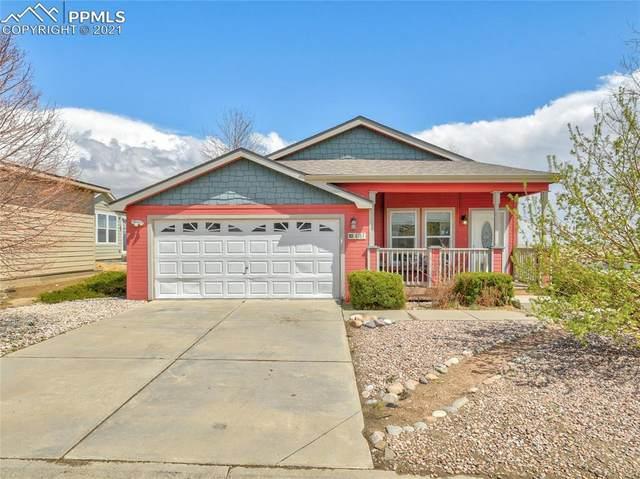 4187 Gray Fox Heights, Colorado Springs, CO 80922 (#8600637) :: Hudson Stonegate Team