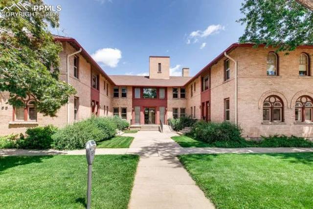 104 E St Vrain Street, Colorado Springs, CO 80903 (#8600969) :: The Hunstiger Team