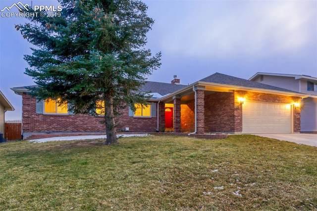 1485 Bear Cloud Drive, Colorado Springs, CO 80919 (#8602723) :: The Kibler Group