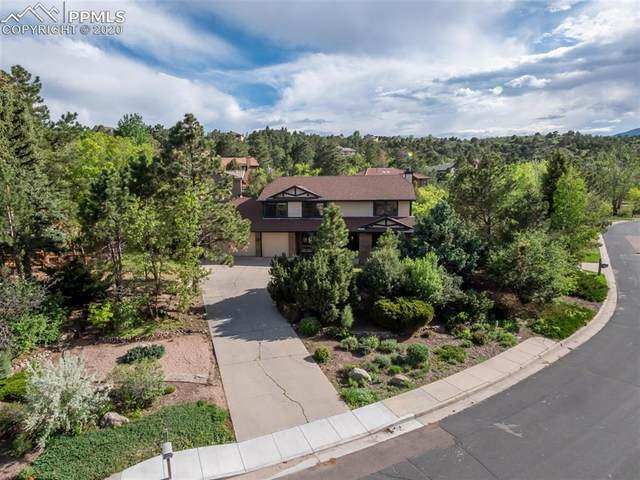 5906 Spurwood Drive, Colorado Springs, CO 80918 (#8602881) :: Finch & Gable Real Estate Co.